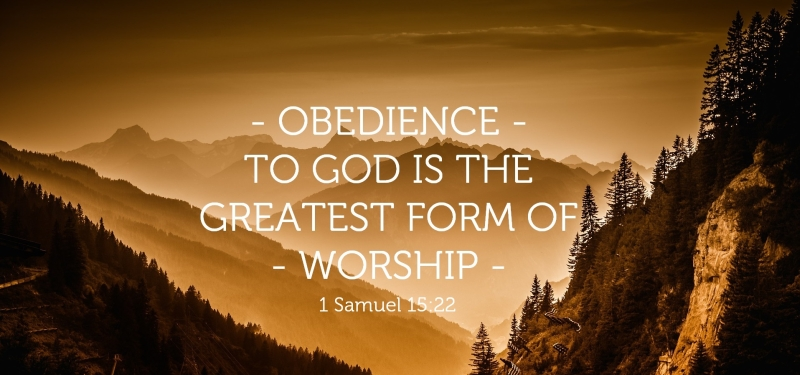 obedience-to-God
