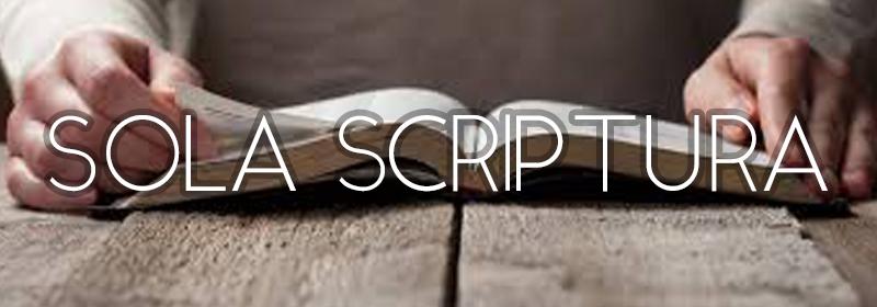 sola-scriptura