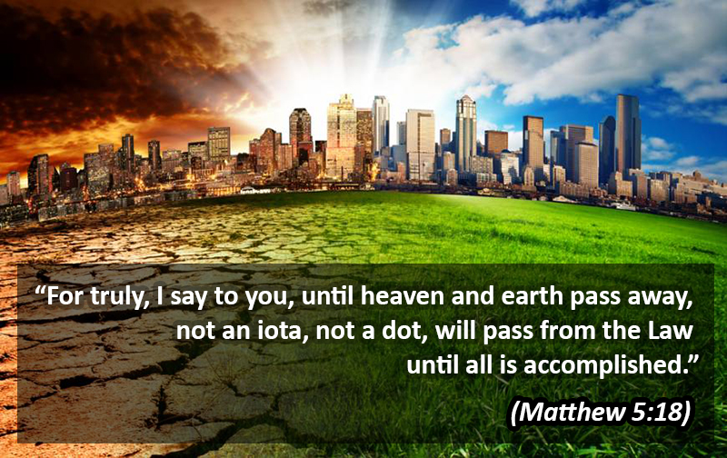 Image result for Matt 5:18